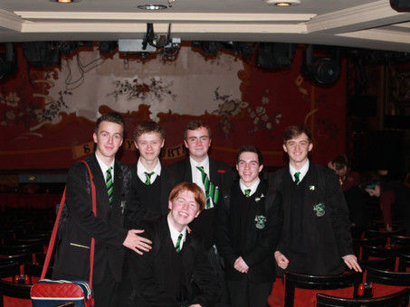 Year 13 Theatre Trip to the Grand Opera House
