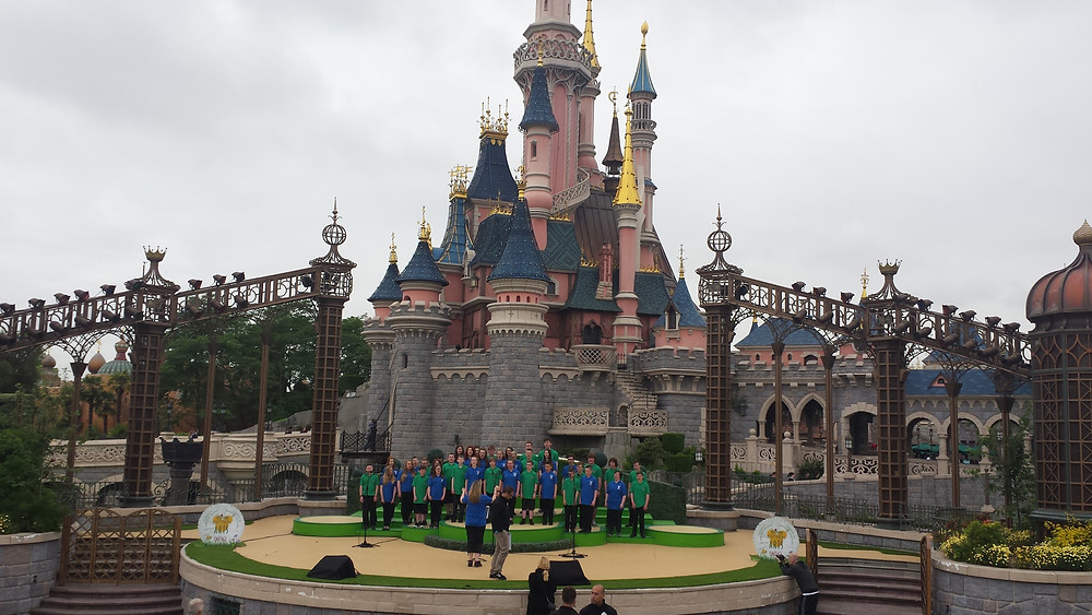 Choir at the Disney Castle in Paris [1].jpg