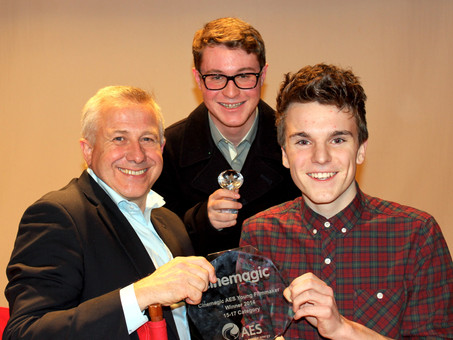 Unsurpassed Success for St Malachy's Young Filmmakers at Cinemagic