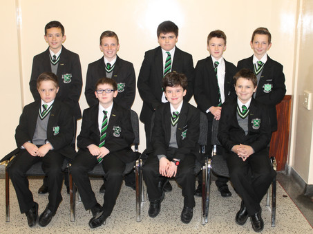The results are in - Year 8 Students elect class representatives