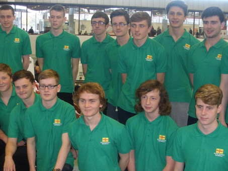 St Malachy's water polo players represent Ulster Schools