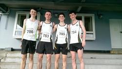 U19 Ulster Champions