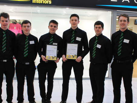 'Generation' triumph at Young Enterprise Trade Fair
