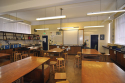 Refurbishment - Science Laboratories