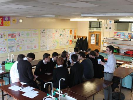 Year 13 Debating Science Issues Workshop