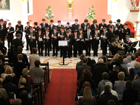 A Festival of Nine Lessons and Nine Carols at Sacred Heart Church