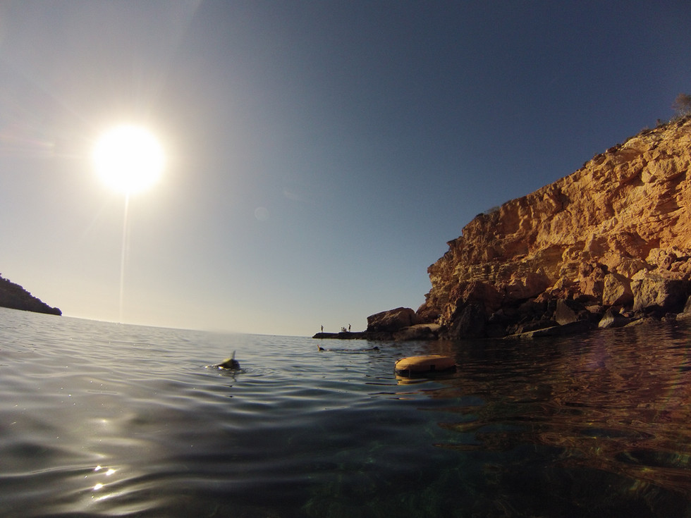 Freedive Ibiza's Top 5 Freediving sites