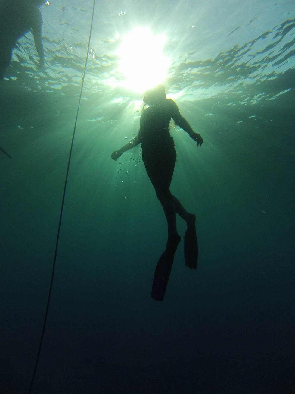 What to look for when choosing your freediving instructor