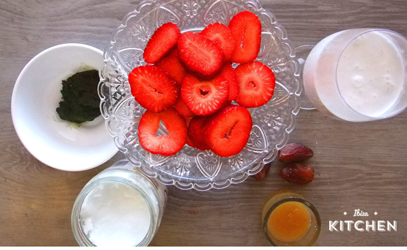 alkaline smoothie ingredients