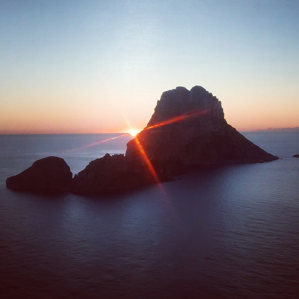 Es Vedra sunset Photo: Louisa Collyns