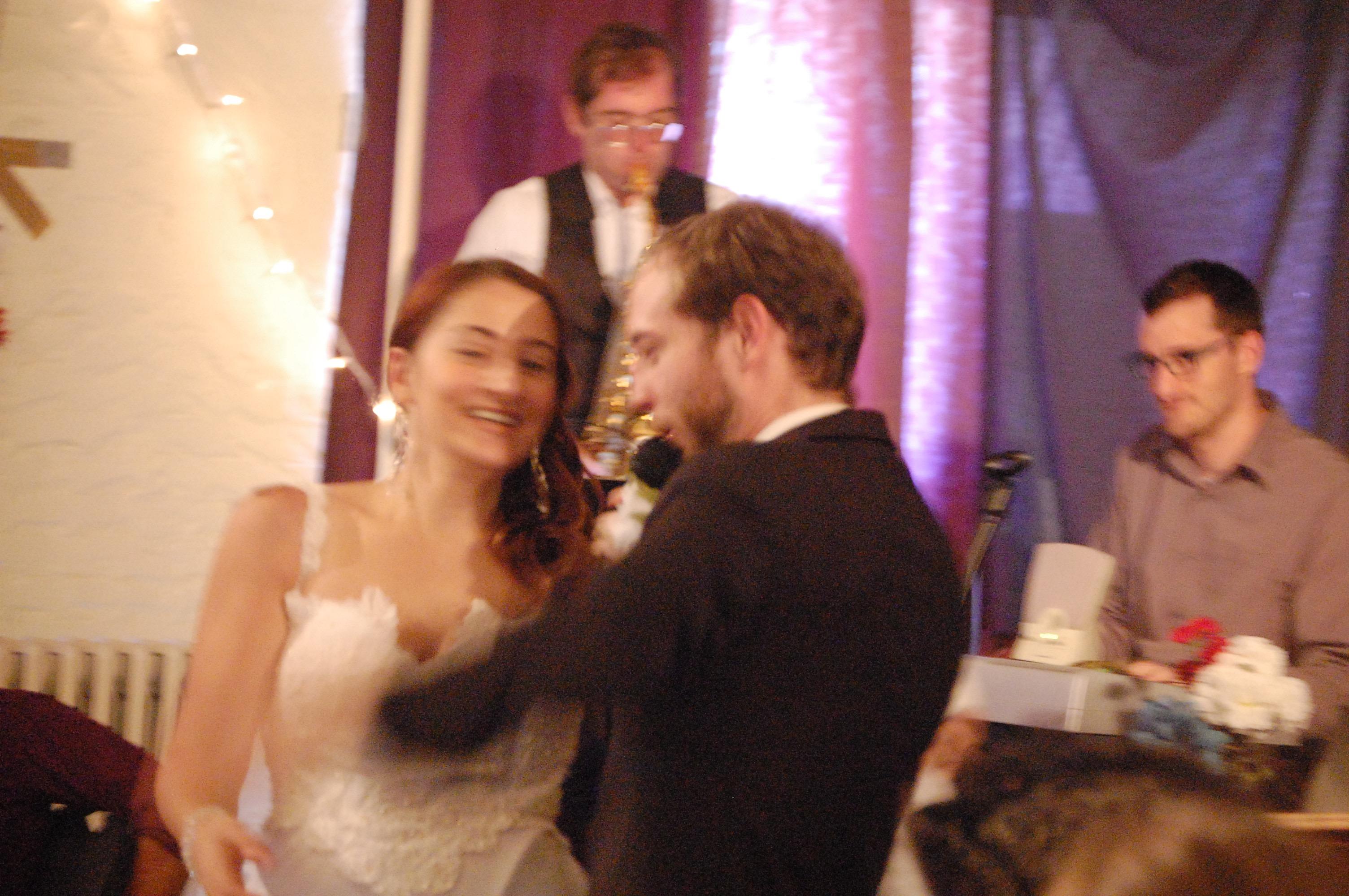 Peter & Angelica Dancing (Bride & Groom)