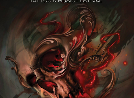 Brussels Tattoo Convention