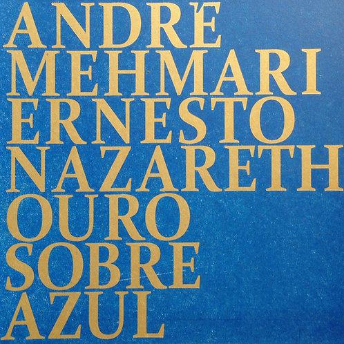 CD Ouro Sobre Azul