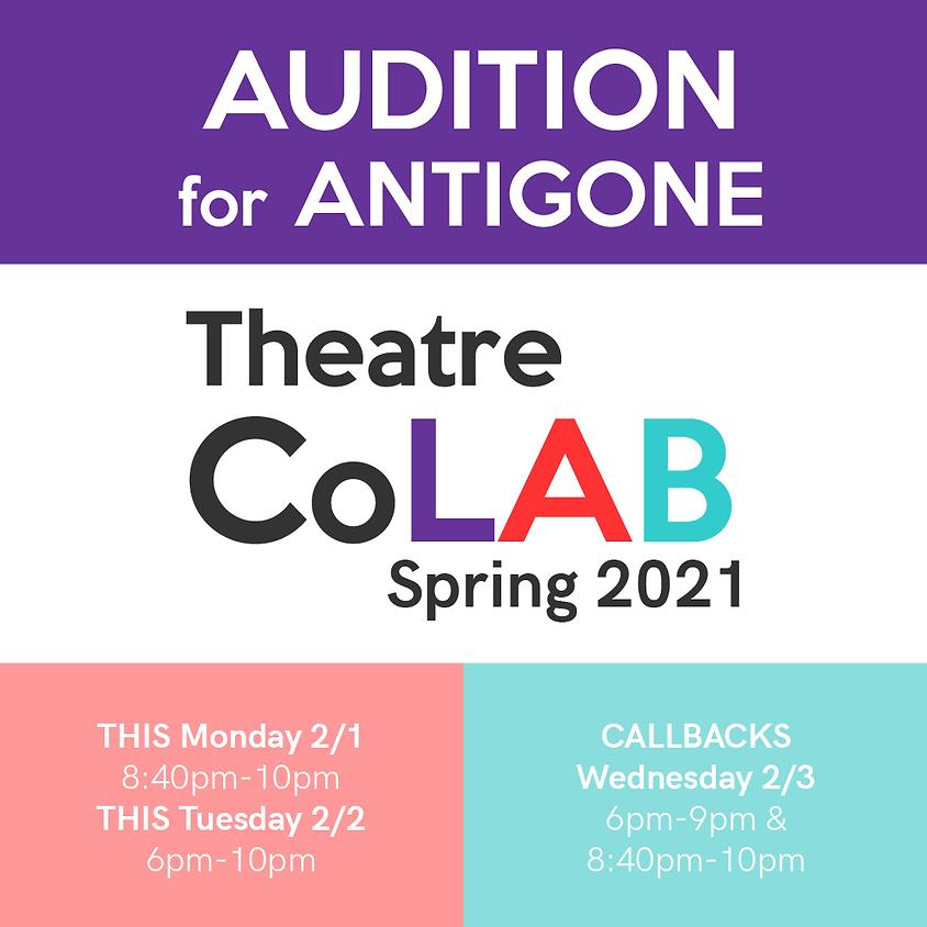 CoLab Antigone Audition