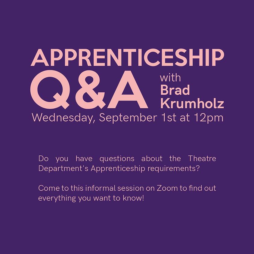 Apprenticeship Q&A