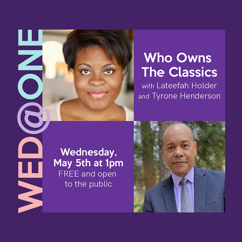 Wed@One Who Owns The Classics