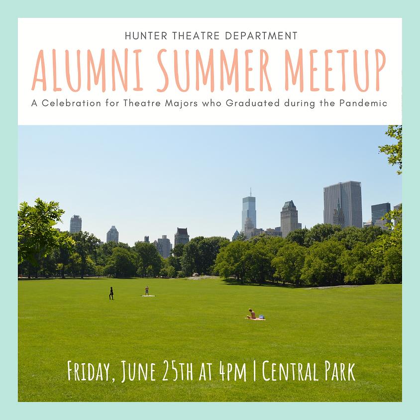 Alumni Summer Meetup