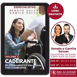 Casal Salvan Cadeirante