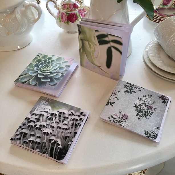 Greeting cards instore