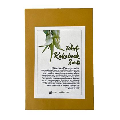 White Kakabeak Seeds