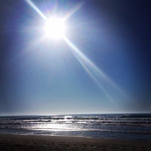 New Brighton Beach, NZ