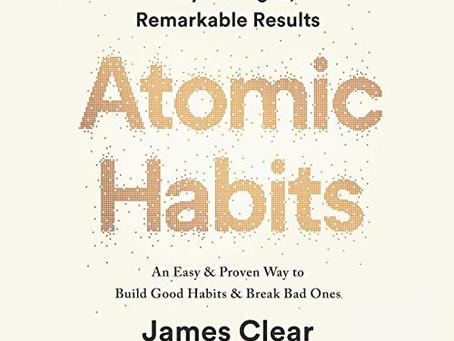 Book Notes: Atomic Habits