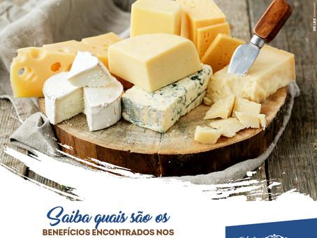 Você sabia que o queijo é recheado de benefícios nutricionais? Confira!