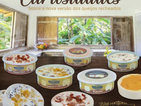 Curiosidades sobre a nova versão dos queijos Bom da Fazenda!