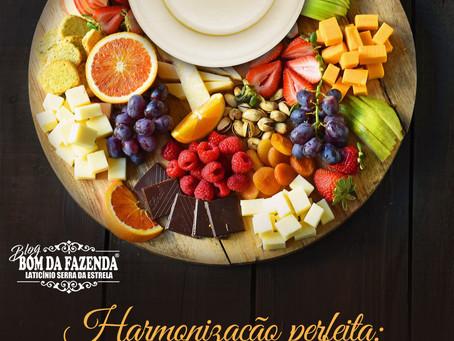 Aprenda a harmonizar queijos e frutas!