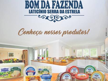 Diferenciais dos queijos Bom da Fazenda.