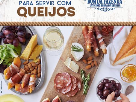 Você sabe escolher acompanhamentos para queijo?Nós te ensinamos!