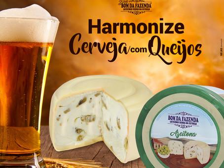 Por que cervejas são perfeitas para a harmonização com queijos? A gente te conta!