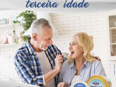 BENEFÍCIOS DO QUEIJO NA TERCEIRA IDADE
