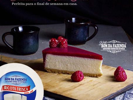 Cheesecake de Ricota Fácil