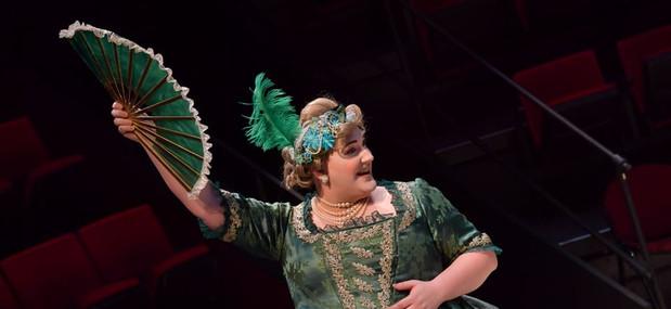Emilie La Marquise du Chatelet Defends Her Life Tonight