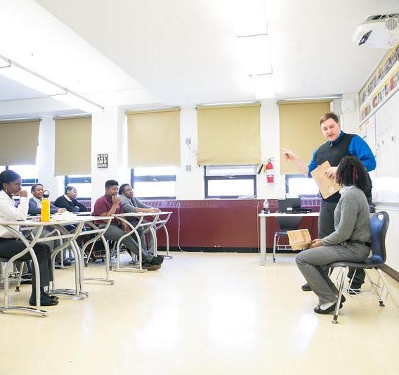 Drama Teacher