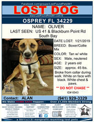 Have you seen Oliver?