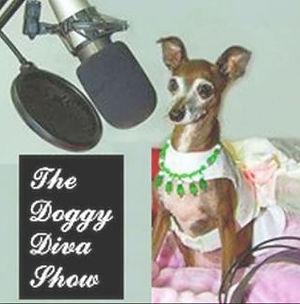 The Doggy Diva Show radio broadcast