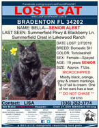 Have you seen Bella?