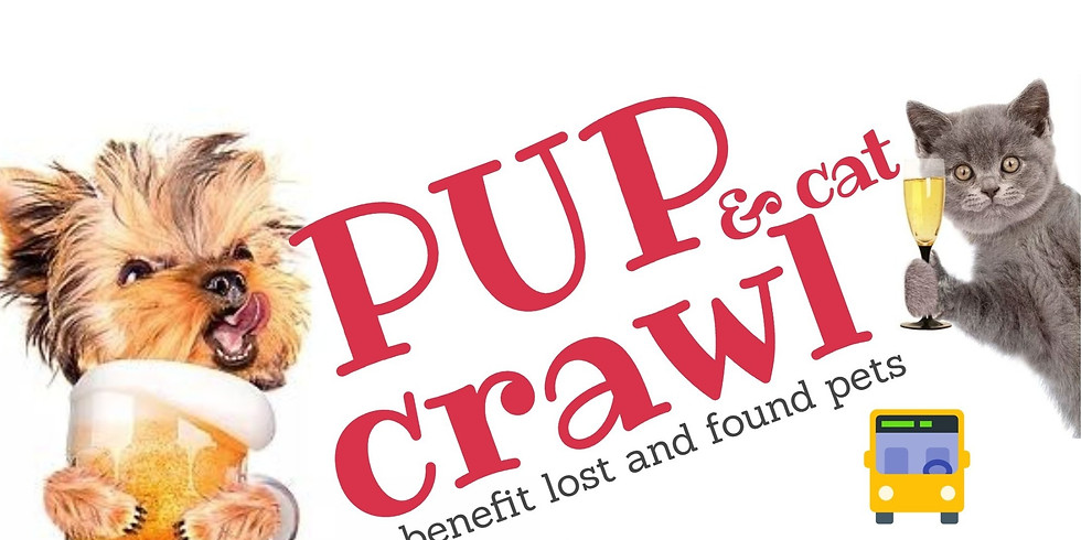 Pup Crawl - Get Tickets Here