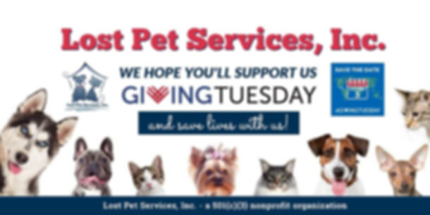 941 Lost Pet Services FB cover PAGE GIVI