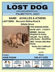 Have you seen Achilles & Athen?