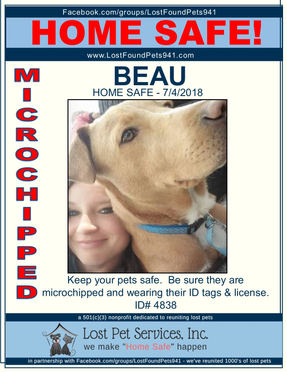 BEAU HOME SAFE