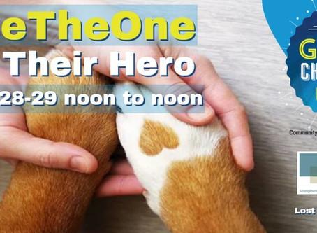 #BeTheOne ~ Be Their Hero