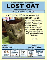 Have you seen Luna?