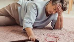 3 ways to prevent elderly falls