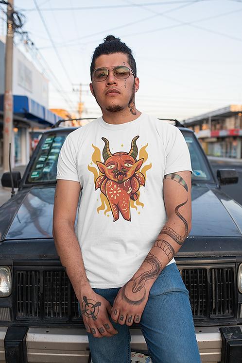 Diablito de cartonería mexicana