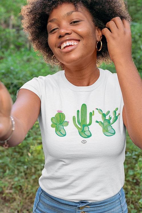 Los cactus también sienten