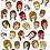 Thumbnail: Bowie heads