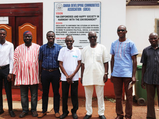STAR GHANA URGED TO STILL CONSIDER GRANT-MAKING APPROACH